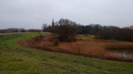 Wandeling klein willebroek-Heindonk -Blaasveld. 17,7 km